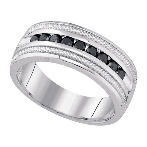 black diamond wedding rings gifts anniversary extravaganzas