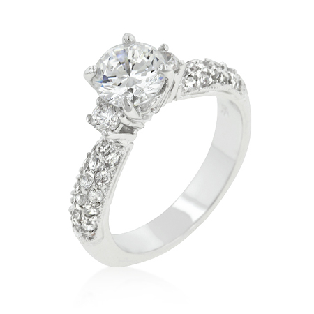 Cheap Engagement Ring Under 100
